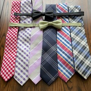 Other - Men's tie and bow tie pack